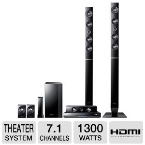 Samsung HT-D6730W 3D Blu-ray Home Theater System
