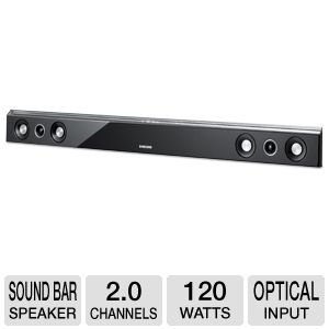 Samsung HW-D350 Dolby Digital Sound Bar System