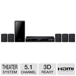 Samsung HTF4500 3D Blu-Ray Home Theater System