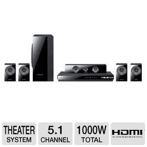 Samsung HT-E5400 Blu-ray Home Theater System