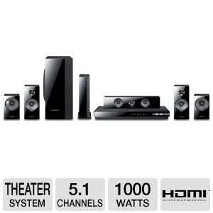 Samsung HT- E5500W Smart 3D Bluray Home Theater
