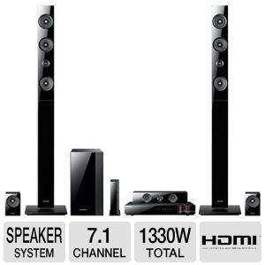 Samsung HT-E6730W 3D Blu-ray Home Theater System