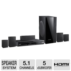 Samsung HTE550 DVD Home Theater System
