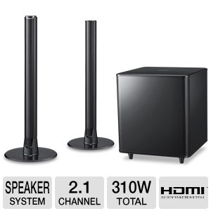 Samsung HW-E550 2.1 Sound Bar Speaker Syste REFURB