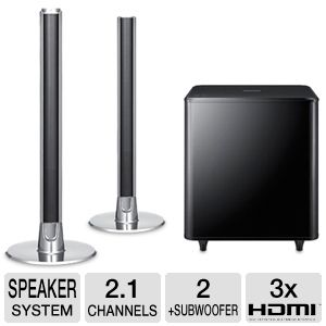 Samsung Air Track  Home Theater Speaker System