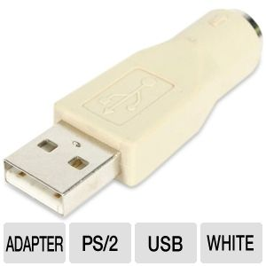 StarTech PS/2 Mouse to USB Adapter