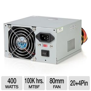 StarTech 400W ATX Power Supply