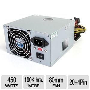 StarTech 450W ATX Power Supply