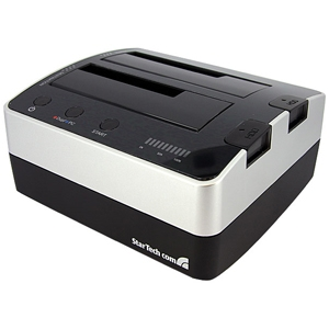StarTech SATDOCK22R HD Dock/Stand-Alone Duplicator