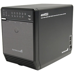 StarTech S354UFER External Hard Drive Enclosure