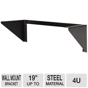 StarTech.com wall mount bracket - 4U