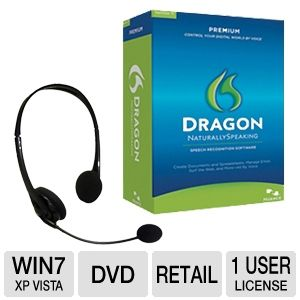 Nuance Dragon Naturally Speaking 11.5 Premium