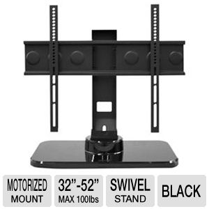 WallWizard ZA52 Motorized Swivel Stand