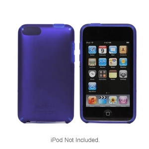 Speck IT2-SAT-BL iPod Touch 2G SeeThru Satin Case