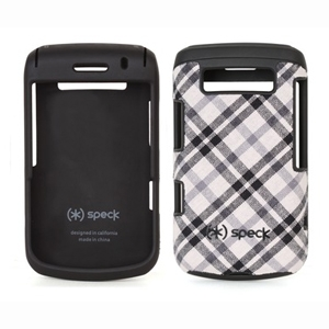 Speck BB9700-FTD-PLDWH Fitted Cell Phone Case