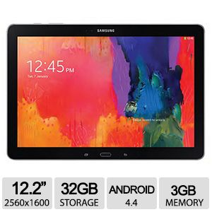 "Samsung Galaxy Tab Pro 12.2"" 32GB Android 4 Bundle"