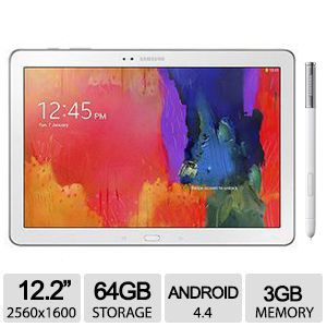 "Samsung Galaxy Note Pro 12.2"" 64GB Android 4.4"