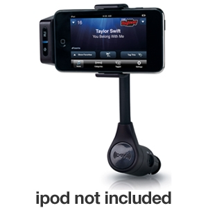 SiriusXM SkyDock Car Dock for iPod/iPhone, 