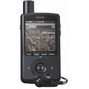 XM XMp3i Portable Satellite Radio And MP3 Player