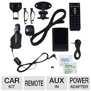 Sirius/XM Accessory Car Kit for XMp3i