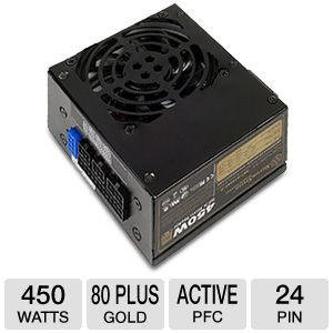SilverStone 450W Power Supply