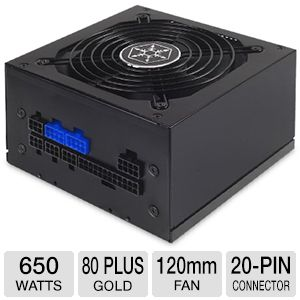 SilverStone 650W Power Supply