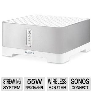 Sonos Connect:Amp Wireless HiFi System