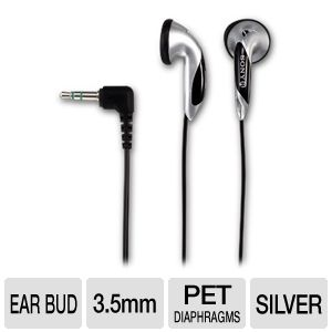 Sony MDR-E828LP/SLV Retractable Earbuds