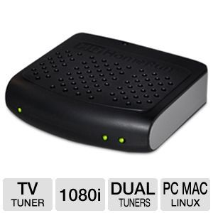 SiliconDust HDHR3-US HDHomeRun Dual Digital REFURB