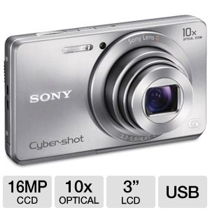 Sony DSC-W690 Cyber-shot W690 Digital Camer REFURB