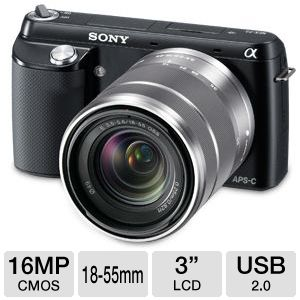 Sony 16MP Digital Camera