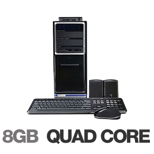 Gateway LX6200-01 Refurbished Desktop PC