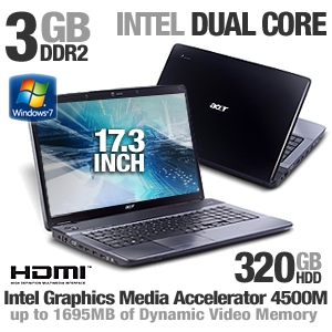 Acer Aspire AS7736Z Refurbished Notebook PC
