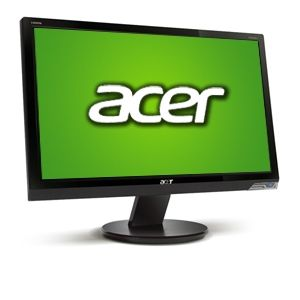 Acer P205H CBMD 20&quot; Class Widescreen LCD Monitor