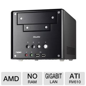 Shuttle SA76G2-V2 Barebone PC