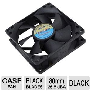 Masscool 80mm Front Case Fan