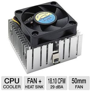 Speeze CPU Fan