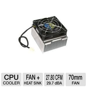 Masscool CPU Cooling Fan