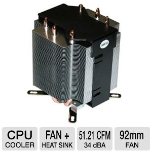 Masscool 8WA743 CPU Cooler