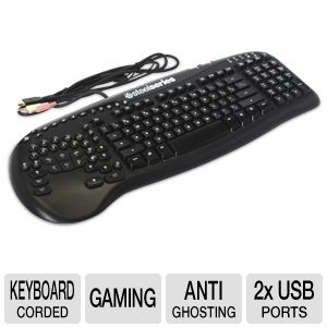 SteelSeries 64049 Merc Stealth Gaming Keyboard