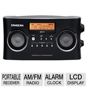 Sangean PR-D5 RDS Digital Portable Receiver