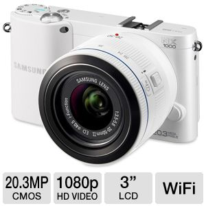 Samsung NX1000 Digital Camera