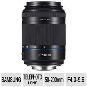 Samsung NX 50-200mm Telephoto Zoom Lens