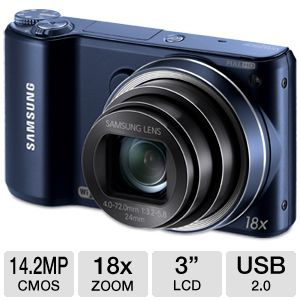 Samsung WB250F Digital Camera
