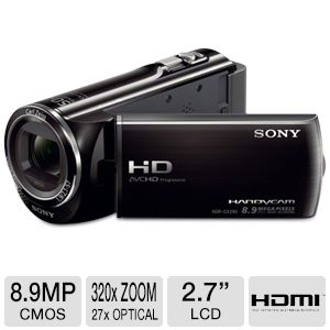 Sony Handycam Full HD 8GB Flash Memory Camcorder