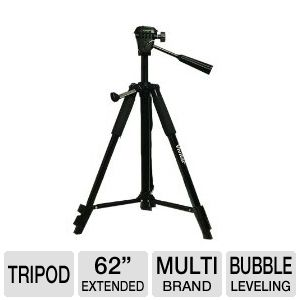 Vivitar VPT-3662 62&quot; Tripod