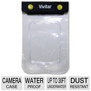 Vivitar Waterproof Camera Case