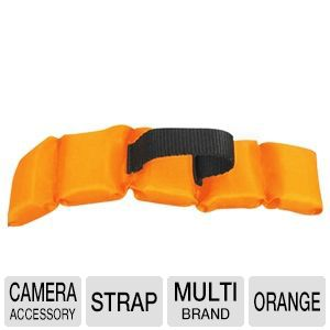 Vivitar Orange Floating Foam Camera  Strap