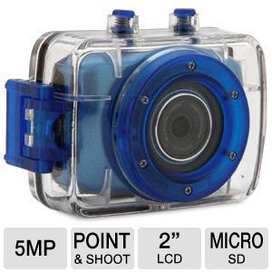 Vivitar Action Waterproof Camera