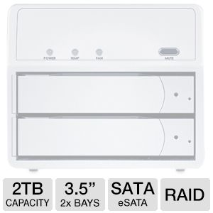 Sans Digital MS2T+ Enclosure